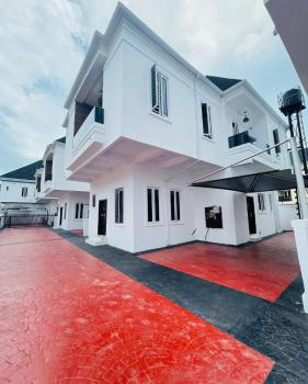 Beautifully Built 4 Bedroom Fully Detached Duplex in a Gated Estate, 2nd Toll Gate, Lekki, Lagos, Detached Duplex for Sale