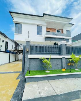 Luxury 5 Bedroom Fully-detached Duplex Sited in a Well Secured Estate, Osapa, Lekki, Lagos, Detached Duplex for Sale