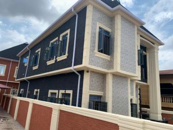 Brand New 2 Wings of 5-bedroom Semi Detached House, at Morgan Estate Phase 2, Ojodu, Lagos, Semi-detached Duplex for Sale