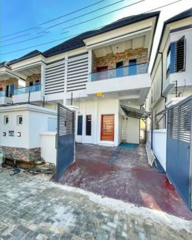 Luxury 4 Bedroom Semi Detached Duplex with Bq, Chevron,off Chevron Drive, Lekki Expressway, Lekki, Lagos, Semi-detached Duplex for Sale
