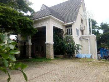 4 Bedroom Twins Duplex with 2 Bedroom Charlet, 1 Room Bq, Off Ademola Adetukunbo Crescent, Wuse 2, Abuja, Semi-detached Duplex for Rent