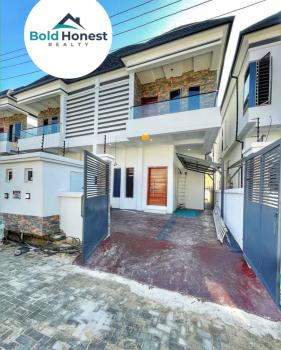 Most Affordable Luxury 4 Bedroom Semi Detached Duplex, Chevron, Lekki, Lagos, Semi-detached Duplex for Sale