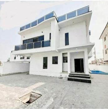 Luxury Massive 5 Bedrooms Duplexes with Swimming Pool and Bq, Lakeview Estate, Ikota, Lekki, Lagos, Detached Duplex for Sale