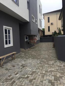 2 Units of 4 Bedroom Semi Detached Terrace Apartments, Adebisi Popoola Off Admiralty Road, Lekki Phase 1, Lekki, Lagos, Terraced Duplex for Sale