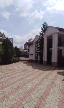 Massive 5 Bedroom Twin Duplex, 2 Rooms Bq and 1 Room Charlet, Maitama District, Abuja, Semi-detached Duplex for Rent