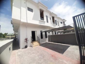Newly Built 4 Bedroom Serviced Terrace, Ologolo, Lekki Phase 2, Lekki, Lagos, Terraced Duplex for Sale