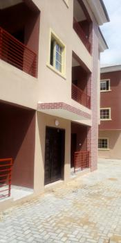 Luxury New 2 Bedroom Flat Upstairs, Unity Estate, Badore, Ajah, Lagos, Flat / Apartment for Rent
