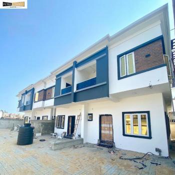4 Bedroom Semi Detached Duplex with Bq in a Secured Estate, Ikota, Lekki, Lagos, Semi-detached Duplex for Sale