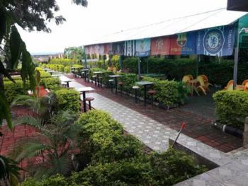 Commercial Property (restaurant+garden+bar+shops+more), Close to Navy Estate, Orozo, Abuja, Restaurant / Bar for Sale