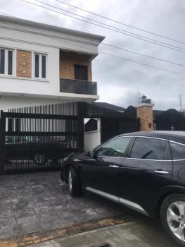 Clean 4 Bedroom Detached House, U3 Estate, Lekki Phase 1, Lekki, Lagos, Detached Duplex for Rent