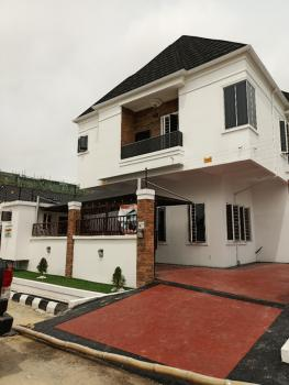 Newly Built 5 Bedroom Fully Detached Duplex with Bq, By Chevron Toll Gate, Lekki Phase 2, Lekki, Lagos, Detached Duplex for Sale