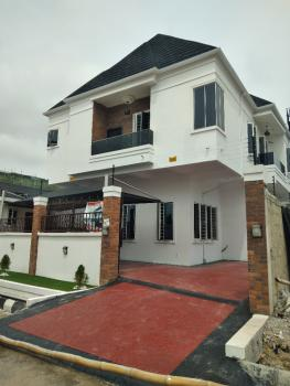 4 Bedroom Fully Detached Duplex with Bq, Second Toll Gate, Lekki Phase 2, Lekki, Lagos, Detached Duplex for Sale