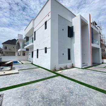 Brand New 4 Bedroom Fully Detached Duplex with a Room Bq, Ikate-elegushi, Lekki Lagos., Ikate Elegushi, Lekki, Lagos, Detached Duplex for Sale