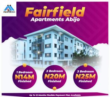 Luxury 1,2 and 3 Bedroom Flats, Abijo Road,gra Fairfield Estate, Abijo, Lekki, Lagos, Block of Flats for Sale