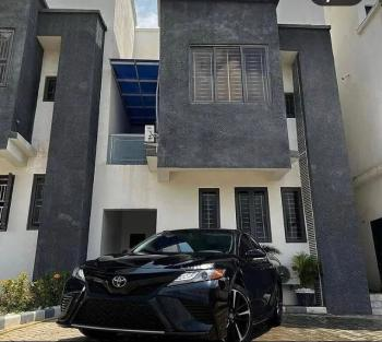 Distress & Furnished 4 Bedroom Duplex + 2019 Toyota Camry Xle, Life Camp, Central Area Phase 2, Abuja, Terraced Duplex for Sale