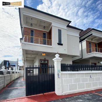 Newly Built 4 Bedroom Fully Detached Duplex with Bq, 2nd Toll Gate, Lekki, Lagos, Detached Duplex for Sale