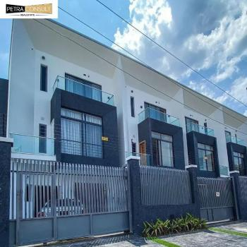Spacious 4 Bedroom Terraced Duplex with Self Compound, Lekki Phase 1, Lekki, Lagos, Terraced Duplex for Sale