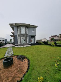 4 Bedroom Detached House with a Spacious Compound,, Lakeview 1, Lekki, Lagos, Detached Duplex for Sale