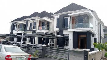 Luxurious 5 Bedroom Duplex with Astonishing Detail in a Serviced Estate, Lekki County Estate, Ikota, Lekki, Lagos, Detached Duplex for Sale