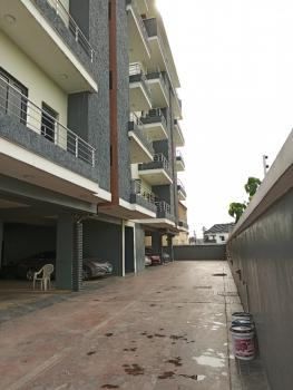 Newly Built 3 Bedroom with Bq, By 2nd Toll Gate, Lekki Phase 2, Lekki, Lagos, Block of Flats for Sale