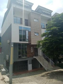 Well Finished, Fully Furnished Serviced 5 Bedroom Terrace Duplex, Coza, Guzape District, Abuja, Terraced Duplex for Rent