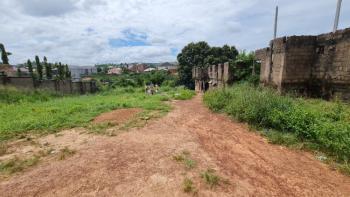 Strategic Massive 7 Plots of Land with an Uncompleted Blocks of Flats, Shekina Rd Before Torrequebrada Hotels & Resorts Ltd,new Gra, Enugu, Enugu, Mixed-use Land for Sale