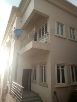 Luxury 4bedroom Twin Duplex in a Serene and Secured Location, Gwarimpa, Gwarinpa, Abuja, Detached Duplex for Rent