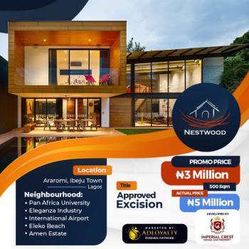 Nestwood Estate, Promo on Nestwood Estate., Ibeju Lekki, Lagos, Residential Land for Sale