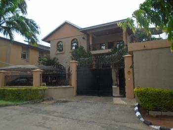 a Detached 5 Bedroom House with 2 Room B/q in a Spacious Compound, Off Odoh Ibeto Close, Osun Crescent, Maitama District, Abuja, House for Rent