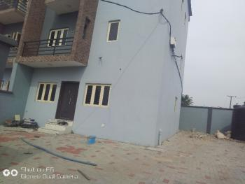 4 Bedrooms Duplex with a Room Bq, Are Akari Estate, Ire Akari, Isolo, Lagos, Detached Duplex for Rent