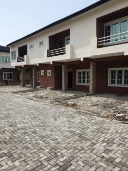 3 Bedroom Duplex (carcass), Lekki Gardens Phase 2, Sangotedo, Ajah, Lagos, Terraced Duplex for Sale