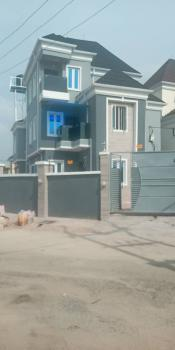 Massive Fully Detached 5 Bedroom Duplex in an Estate at Ogba, an Estate at Ogba, Ogba, Ikeja, Lagos, Detached Duplex for Sale