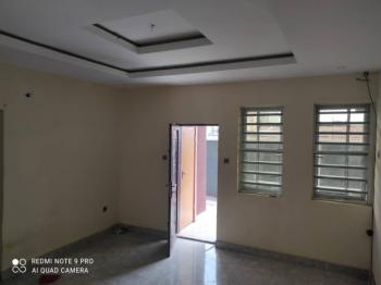 a Lovely and Good 2 Bedroom Flat with Pop, Bajulaiye Street, Shomolu, Lagos, Flat / Apartment for Rent