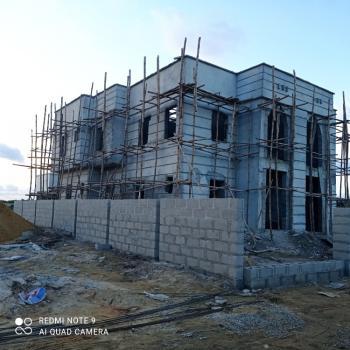 3 Bed Semi Detached Duplex with Excellent Facilities, Awoyaya, Awoyaya, Ibeju Lekki, Lagos, Semi-detached Duplex for Sale
