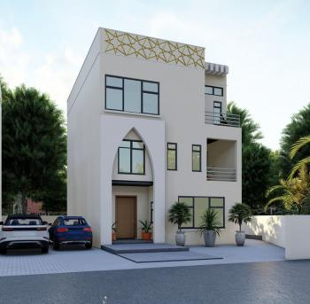 Luxury 4 Bedroom Fully Detached Duplex with Excellent Facilities, Second Toll Gate, Lekki, Lagos, Detached Duplex for Sale