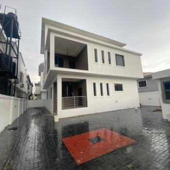 5 Bedrooms Detached Duplex with Bq., Osapa, Lekki, Lagos, Detached Duplex for Sale