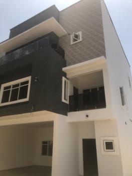 4 Bedroom Terrace Duplex with Bq and Office Space, Lekki Phase 1, Lekki, Lagos, Terraced Duplex for Sale