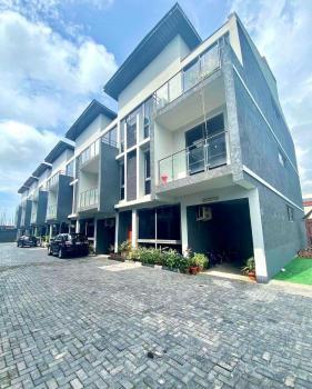 5 Bedroom Terrace Duplex with Bq in a Serviced Estate, Lekki Phase One, Lekki Phase 1, Lekki, Lagos, Terraced Duplex for Sale