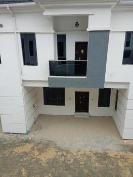 Newly Built 4 Bedroom Terrace Duplex, Ochid Road, Lekki Phase 2, Lekki, Lagos, Terraced Duplex for Sale