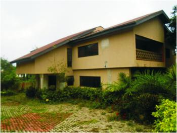5 Bedroom Duplex with 2 Rooms Bq, Asokoro District, Abuja, House for Sale