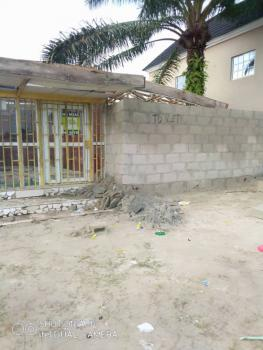 Land Space with a Container, Lekki Epe Express Way, Onosa, Ibeju Lekki, Lagos, Commercial Land for Rent