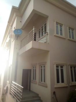 a Tastefully Finished 4bedroom Semi-detached Duplex(twin Duplex), Gwarinpa District, Gwarinpa, Abuja, Semi-detached Duplex for Rent