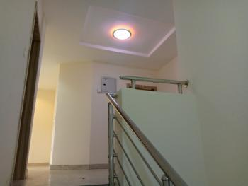 Newly Built Luxury 4 Bedrooms Terrace and Bq, By Bakare Estate, Agungi, Lekki, Lagos, Terraced Duplex for Rent