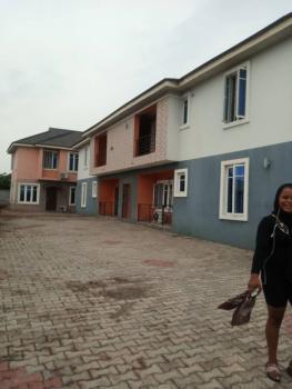 Pop Room and Parlour, Alafia Estate, Igbogbo, Ikorodu, Lagos, Flat / Apartment for Rent