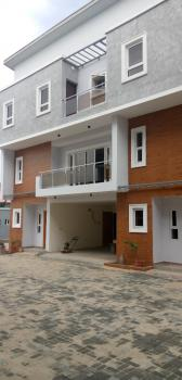 Beautifully Designed 4bedroom Town Houses with S/pool and Gymnasium, Off Fola Osibo Street, Lekki Phase 1, Lekki, Lagos, Terraced Duplex for Sale