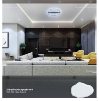 Apartment, Luxury Smart Home, Sangotedo, Ajah, Lagos, Block of Flats for Sale