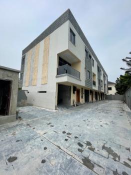 Luxury American Standard 3bedroom Terrence Dupex with Room Bq, Estate Behind Tantaliza Off Admirity Way, Lekki Phase 1, Lekki, Lagos, Terraced Duplex for Sale
