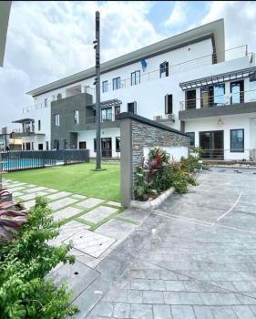 Luxury 4bedroom Duplex with Pool 24hts Light, Located in a Mini Estate at Victoria Island, Oniru, Victoria Island (vi), Lagos, House for Rent
