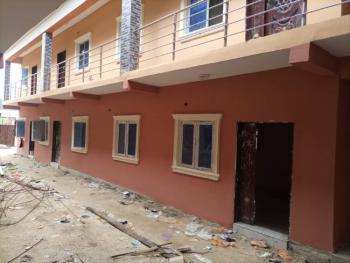 Luxury and Beautifully Finished Room and Parlour Self Contain, Palm Crescent Estate Ado, Badore, Ajah, Lagos, Mini Flat for Rent