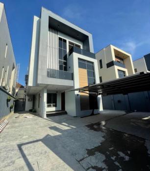 Super Luxurious Well Furnished 5bedroom Fully Detached Detached Duplex, Serene Residential Location, Lekki, Lagos, Detached Duplex for Sale